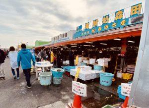 おさかな市場